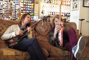 tame impala buying an impala guitar