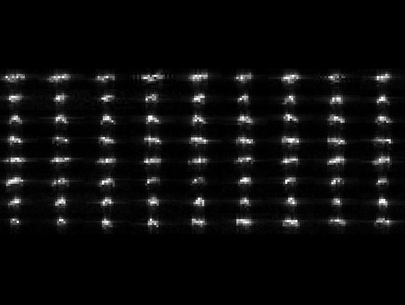 da14 asteroid by radar courtesy jpl