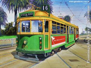 tram - thanks to gerasimon.com.au